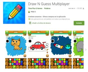 Draw N Guess