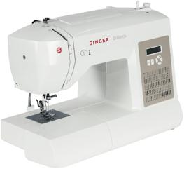 Maquina de Coser Electronica Singer Brilliance 6180