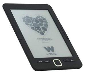 Woxter-E-Book-Scriba-195-alternativa-libros-electrónicos-Kindle