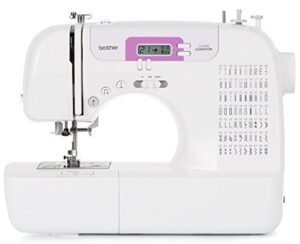 máquina de coser Brother CX70PE (Patchwork Edition)