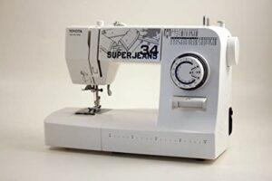 máquina de coser Toyota SUPERJ17W Super Jeans